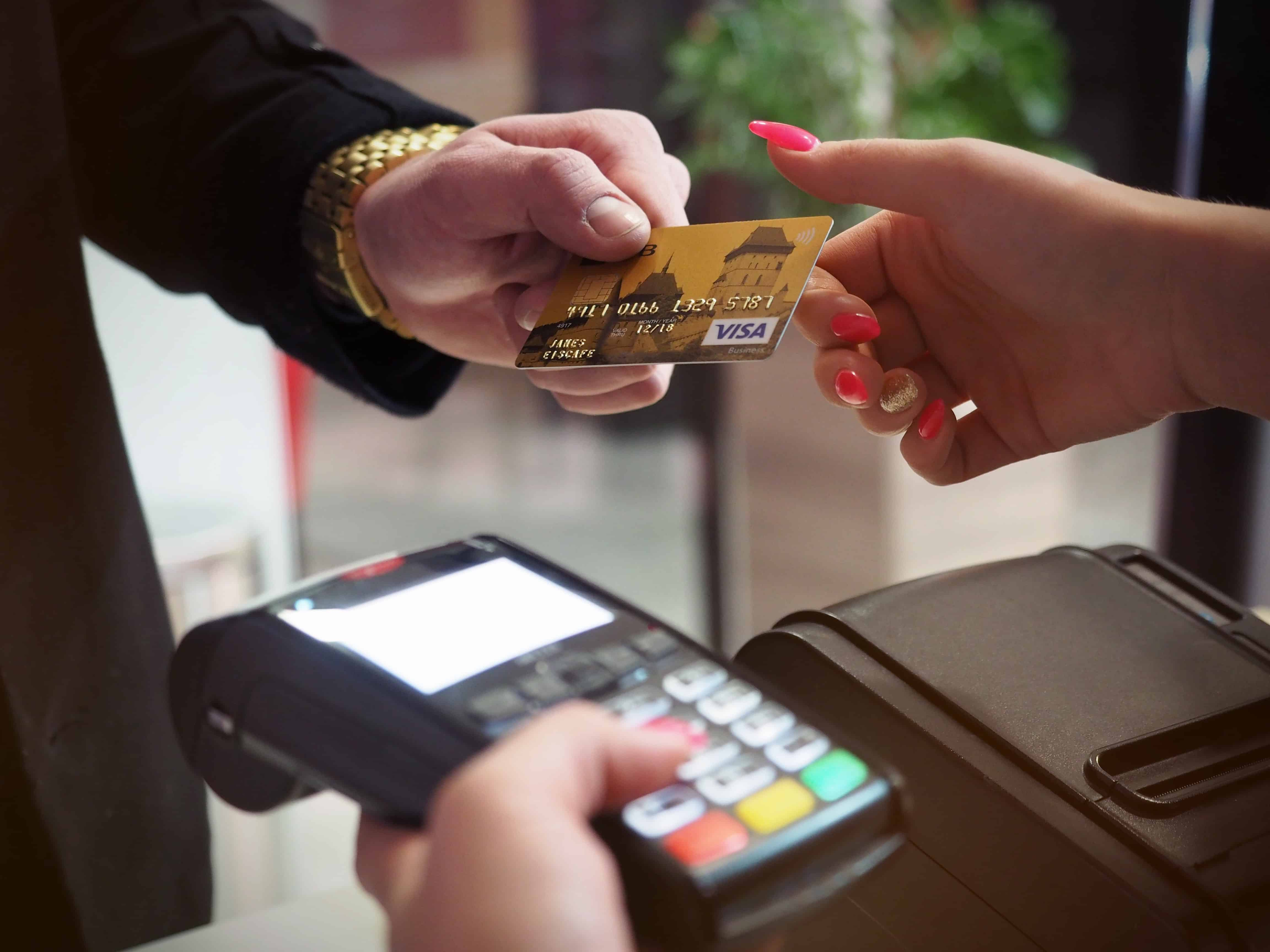 Consider the pros and cons of credit cards before using them.